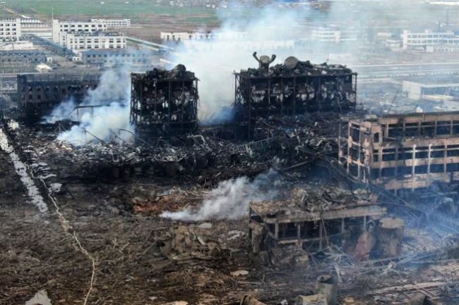 联合国人权专家批评中国化学灾难频传