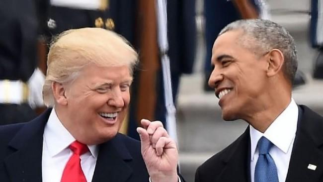 川普说奥巴马医保是一场灾难  代价太大
