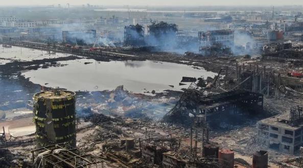 9天连4爆 山东再发生工厂爆炸酿8死伤