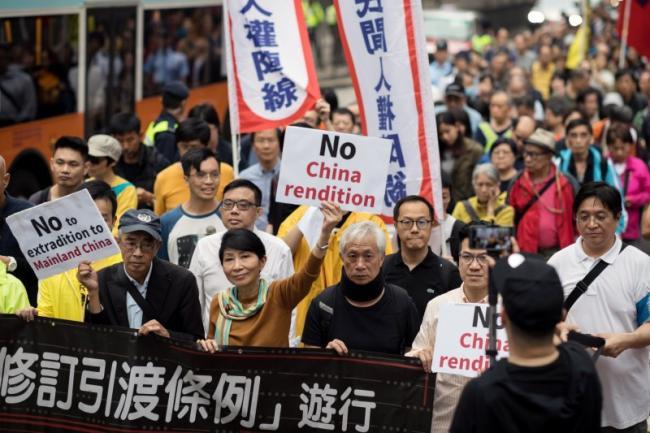 香港明审《逃犯条例》 富豪逃难潮爆发