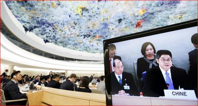 联合国审查人权前夕 各国频遭中方施压