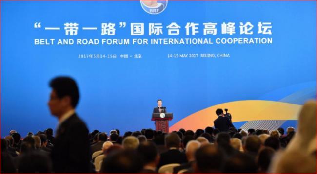 美拒绝出席中国本月一带一路峰会