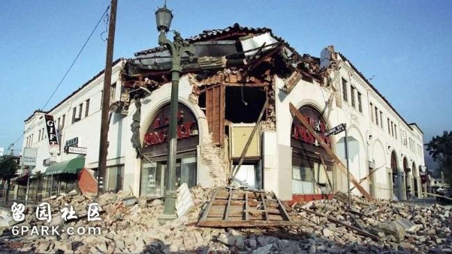 加州突发地震   超级大地震将随时来临