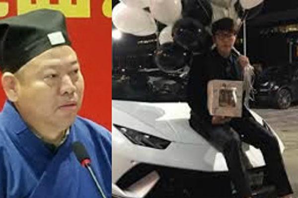被绑架中国留学生父亲真实身份被扒出