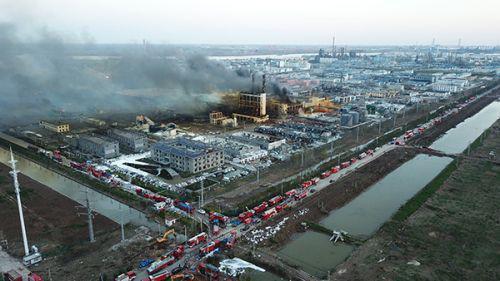 响水爆炸后中国多省化工产业大整治