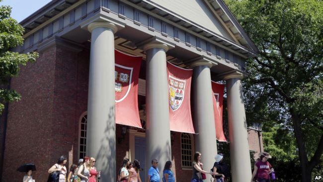哈佛爆招生丑闻 华裔家长涉巧妙行贿
