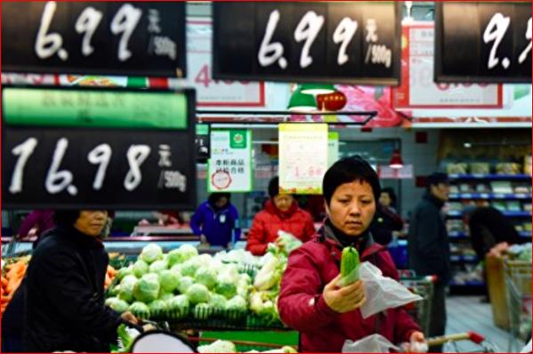扩大内需化解贸易战 中共面临三大难关