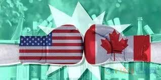 被川普贸易战大棒打疼 加拿大要反击了