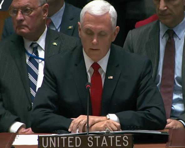 美要当场驱逐委内瑞拉代表 遭中俄批驳