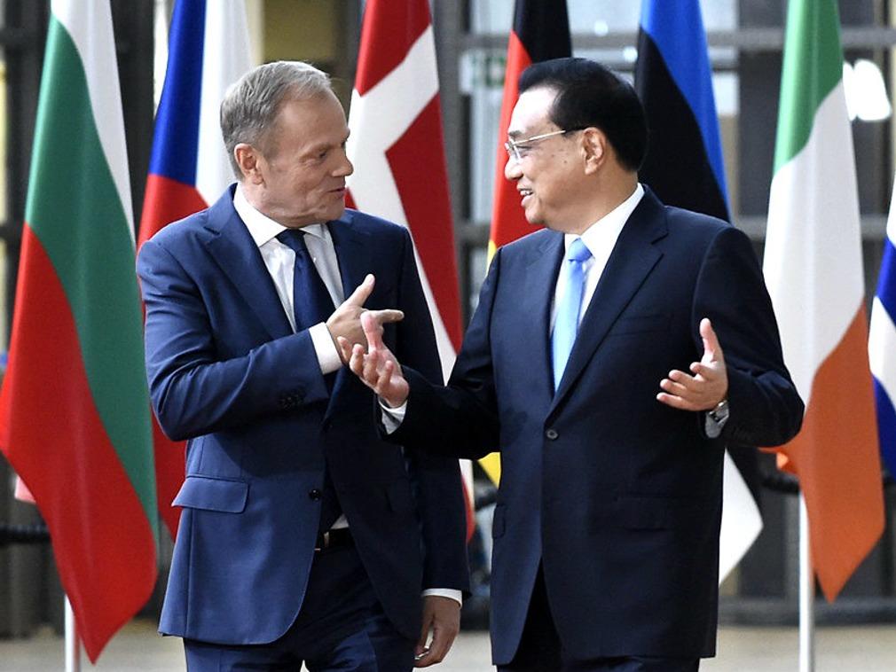习李接连出击 欧盟对华姿态发生根本转变