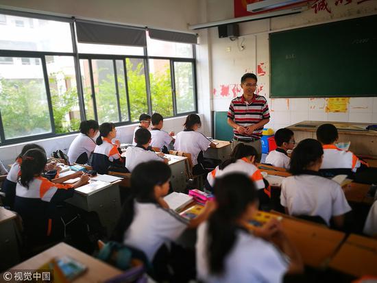 大学老师被噤声后 连中小学老师也沉默了