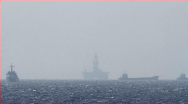 中国在南中国海打出第一口深海油气井