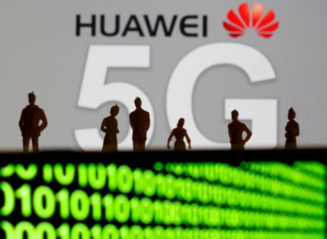 德国主管机关表示,如果华为满足所有要求,就可以参与5G网路的开展。(路透)