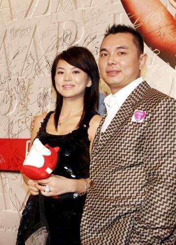 李湘前夫近照曝光 当年认识33天就闪婚