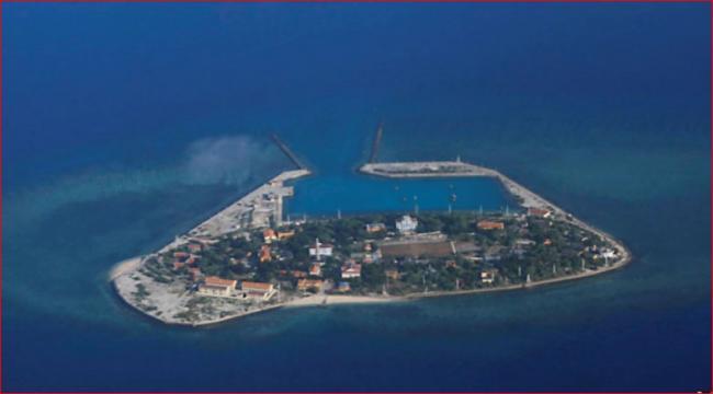 越南悄无声息在南海争议海域建多个岛屿