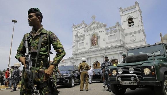 斯里兰卡连环爆  中国启动紧急救援机制