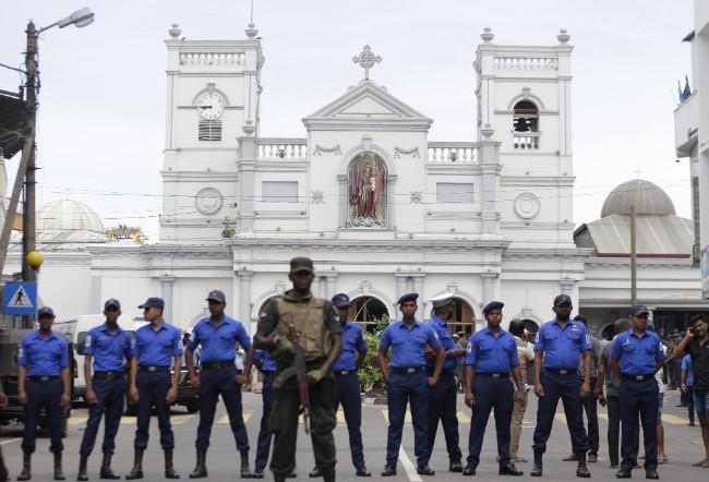 斯里兰卡关闭社交媒体 防止恐慌情绪传播