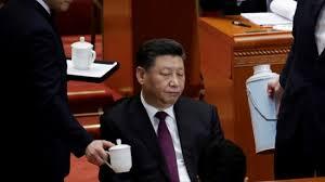 """中国网民开始流传习近平""""健康异常"""""""