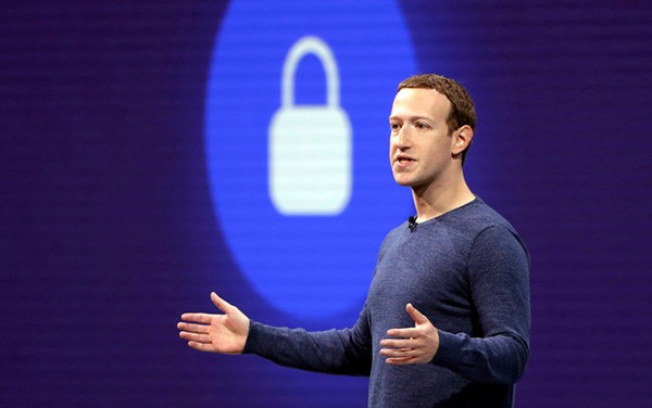 脸书或破纪录被罚50亿美元  就像挠痒痒
