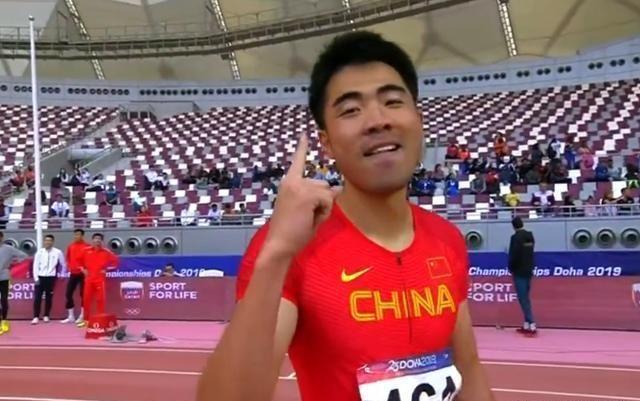 中国新飞人狂飙 打破刘翔8年纪录