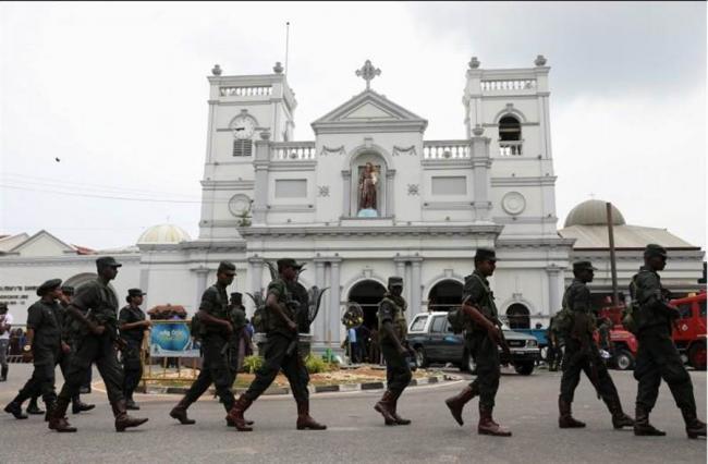 斯里兰卡爆发激烈枪战    发现IS踪迹