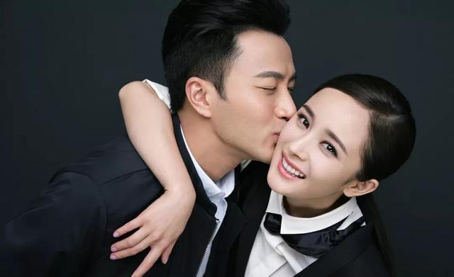 黄晓明杨颖婚变?像极了杨幂和刘恺威