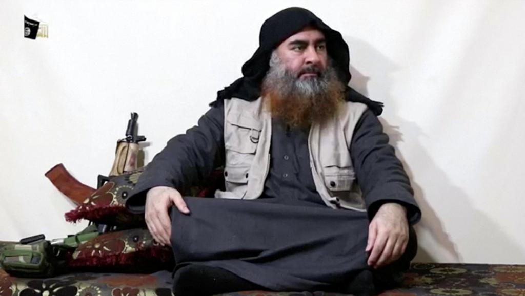 ISIS领袖巴格达迪5年来首次录影露面