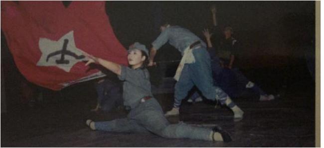 刘涛:我146斤照样可以跳舞下一字马