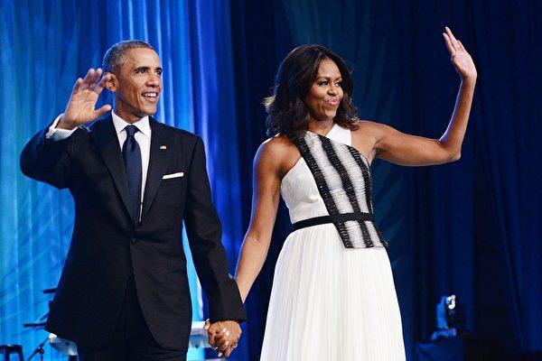 奥巴马夫妇转战影视圈 7个项目内容公开