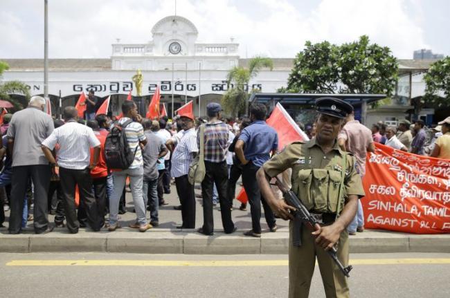 袭击斯里兰卡9人身份公布 有兄弟有夫妻