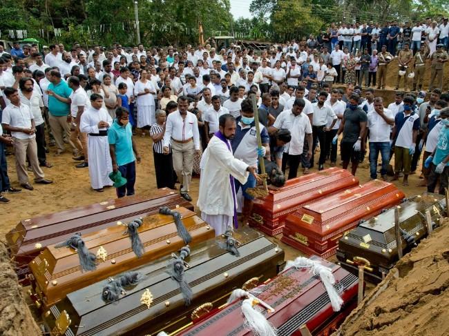 斯里兰卡本周或再次遭袭击 目标是教堂