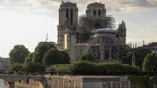 巴黎圣母院重建 法国林业呼吁捐橡树