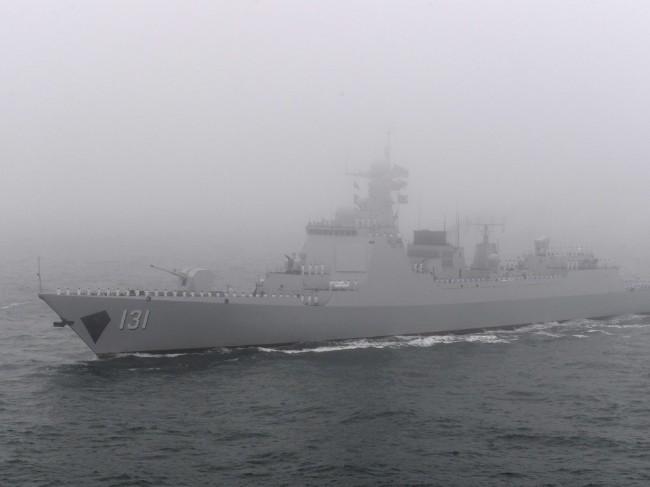 无法启齿的秘密:中国海军地位变迁与内斗