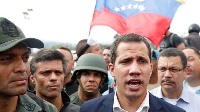 瓜伊多承认  高估了政变军方的支持