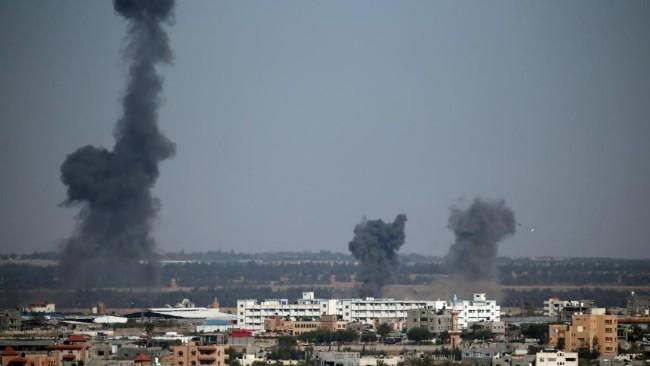 一名以色列人被来自加沙火箭弹击中身亡
