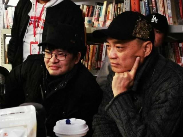 崔永元美国获奖  疑似被限制出境