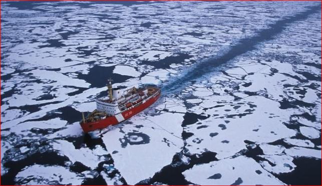 北极圈引中俄垂涎 美国誓言加强防备
