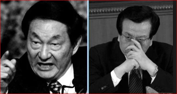 朱镕基和曾庆红两度交手场面火爆