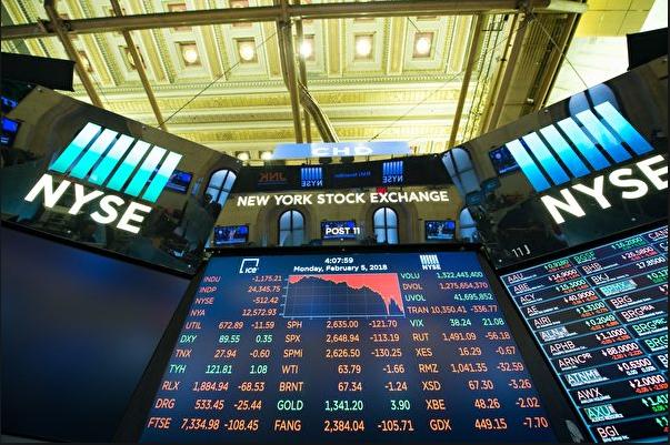 美国股市:急跌逾2%,因美中贸易战升级