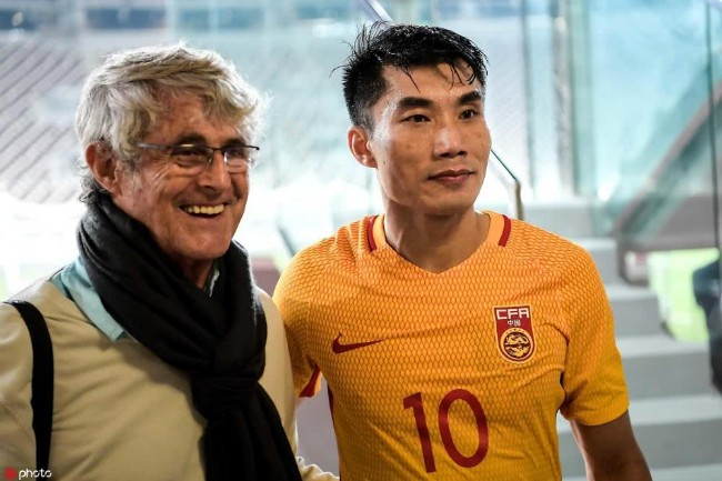 足球世界杯未来属于中国  他语出惊人