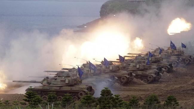 习近平下令解放军完成攻打台湾的准备