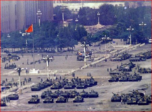 六四背后一场不为人知的军事政变