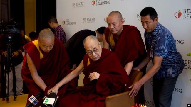 习近平曾同意会晤达赖喇嘛