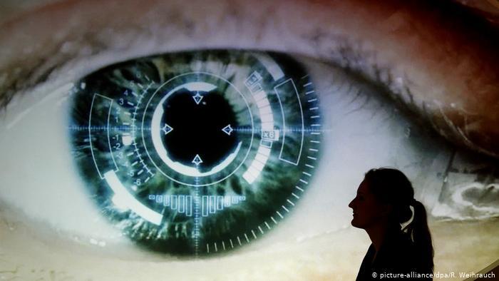 Symbolbild | Geheimdienst (picture-alliance/dpa/R. Weihrauch)
