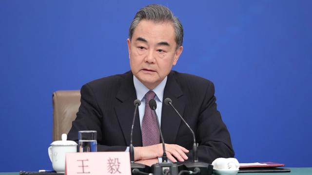 王毅:美国打压华为是典型经济霸凌行为