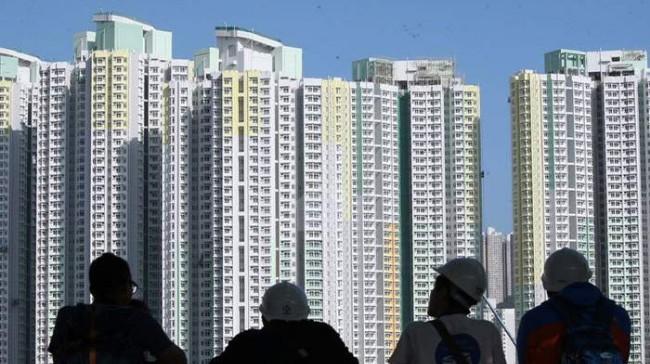 住建部月内点名十城 中国楼市仍失控