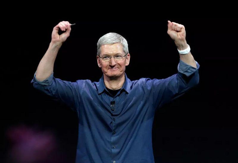 掐住苹果华为命门的巨头 好日子到头?