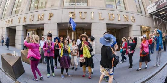 中国赴美游客减少 不单是因为贸易战