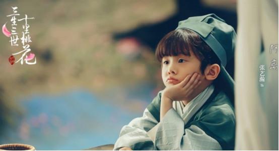 他曾两次演杨幂的儿子 8岁就演技炸裂惹人爱