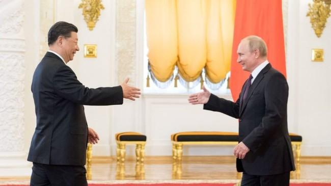 """中国的战略""""备胎""""俄罗斯或成合纵抗美战略盟友"""